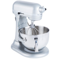 KitchenAid KP26M1XNP Nickel Pearl Professional 600 Series 6 Qt. Countertop Mixer