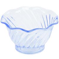 5 oz. Blue Tulip Dessert Dish - 12/Pack