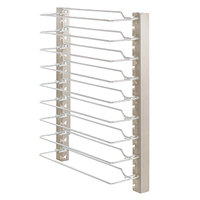 Metro C5-USLIDECPR Chrome Universal Slide Pair for 9, 8, 6, 3, and 1 Series Holding Cabinets