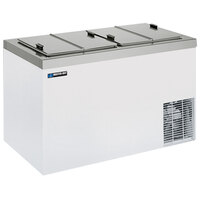 Master Bilt DC-8D 54 inch Flip Lid Ice Cream Dipping Cabinet