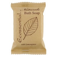 Ecossential Naturals Hotel and Motel Bath Soap 1 oz. Bar   - 300/Case