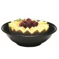 Cambro SB80110 Black Budget Salad Bowl 31.2 oz.   - 72/Case