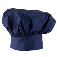 13 inch Navy Blue Chef Hat