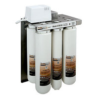 3M Cuno STM150 ScaleGard Plus 2 Reverse Osmosis Water Filtration System for Steamer Equipment - 150 GPD