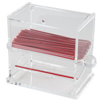 Acrylic Stirrer Dispenser