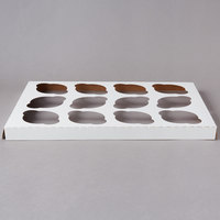 Southern Champion 10016 Cupcake Insert - Standard - Holds 12 Cupcakes - 10/Pack