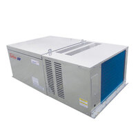 Turbo Air STX130MR-404A3 SMART 7 Outdoor Medium Temperature Self-Contained Refrigeration Package