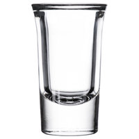 Libbey 5033 1 oz. Tall Whiskey / Shot Glass with Cap Line - 12 / Case
