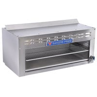 Bakers Pride BPCMi-60 Natural Gas 60 inch Cheese Melter