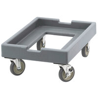 Cambro CD1826PDB180 Light Gray Camdolly for Pizza Dough Boxes