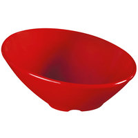GET B-784-RSP Red Sensation 5.5 oz. Red Cascading Melamine Bowl - 24/Case