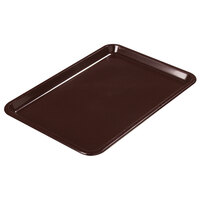 Carlisle 302201 Brown 6 1/2 inch x 4 1/2 inch Tip Tray