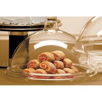 Cal Mil 311-15 Gourmet Sample / Pastry  Tray Cover 15 inch