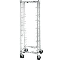 Metro RE-3 20 Pan End Load Bun / Sheet Pan Rack - Unassembled