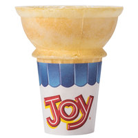 Joy #10 Jacketed Cake Ice Cream Cone -720 / Case
