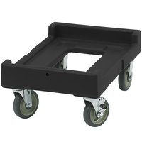 Cambro CD160110 Black Camdolly for Cambro Camcarriers