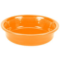 Homer Laughlin 455325 Fiesta Tangerine 2 Qt. Serving Bowl - 4 / Case