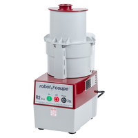 Robot Coupe R2C Dice Continuous Feed Dicing Food Processor - 2 hp