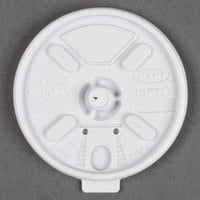 Dart Solo 10FTL White Lift'n'Lock Lid - 1000/Case