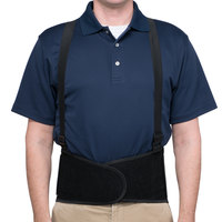 Black Back Support Belt - Medium