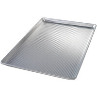 Chicago Metallic 44801 Perforated Full Size 16 Gauge Aluminum Baking Screen - Seamless Corners, 18 inch x 26 inch