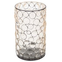 Sterno Products 80290 4 inch Mini Resin Bubble Liquid Candle Holder