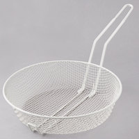 12 inch Coated Medium Mesh Breading Basket