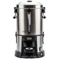 Hamilton Beach HCU065S BrewStation 65 Cup (2.5 Gallon) Coffee Urn - 120V