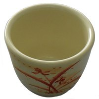 Gold Orchid 4 oz. Melamine Mug - 12/Case