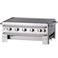 Crown Verity PCB-36 36 inch Stackable Portable Grill