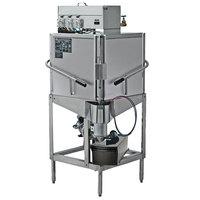 CMA Dishmachines C-2 Single Rack Low Temperature, Chemical Sanitizing Corner Dishwasher - 115V