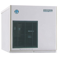 Hoshizaki F-450MAH-C Slim Line Series 22 inch Air Cooled Cubelet Ice Machine - 476 lb.
