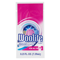 Woolite 0.25 oz. Fabric Wash Packet   - 500/Case