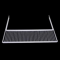 True 914586 Coated Wire Half Shelf - 24 9/16 inch x 7 11/16 inch