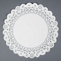 8 inch Lace Doilies - 500/Pack