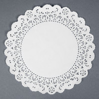 8 inch Lace Doilies 500/Pack