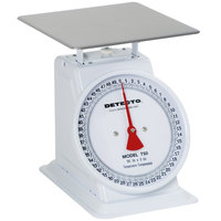 Cardinal Detecto T100 100 lb. Top Loading Fixed Dial Scale