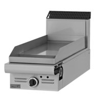 Garland M12T-7 Master Series Natural Gas 12 inch Modular Griddle Attachment with Manual Controls - 22,000 BTU