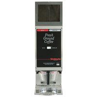 Grindmaster 250 11 lb. Double 5.5 lb. Hoppers Coffee Grinder - 120V