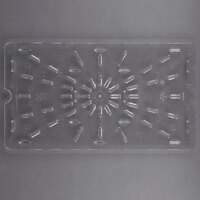 Clear Cambro 10CWD135 Clear Full Size Drain Tray