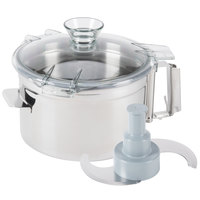 Robot Coupe 27127 5 qt. Stainless Steel Cutter Bowl Kit