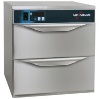 Alto-Shaam 500-2DN Narrow Two Drawer Warmer
