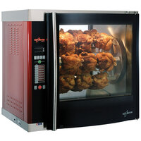 Alto-Shaam AR7E Single Pane Rotisserie Oven with 7 Spits