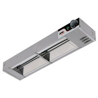 APW Wyott FD-54H-T 54 inch High Wattage Calrod Food Warmer with Toggle Controls - 1425W