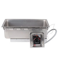 APW Wyott TM-90 UL High Performance Uninsulated One Pan Drop In Hot Food Well with UL Electrical Kit