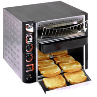 APW Wyott XTRM-3 13 inch Wide Belt Conveyor Toaster with 1 1/2 inch Opening