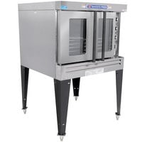 Bakers Pride BCO-E1 Cyclone Series Single Deck Full Size Electric Convection Oven - 10,500 Watt