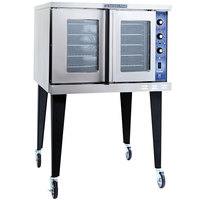 Bakers Pride GDCO-E1 Cyclone Series Single Deck Full Size Electric Convection Oven - 10,500 Watt