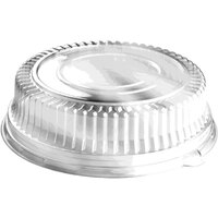 Sabert 5512 12 inch Dome Lid for Round Catering Tray 36 /Case