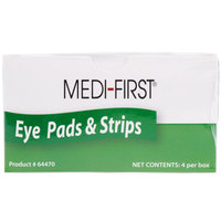 Medique Eye Pads - 4 / Pack